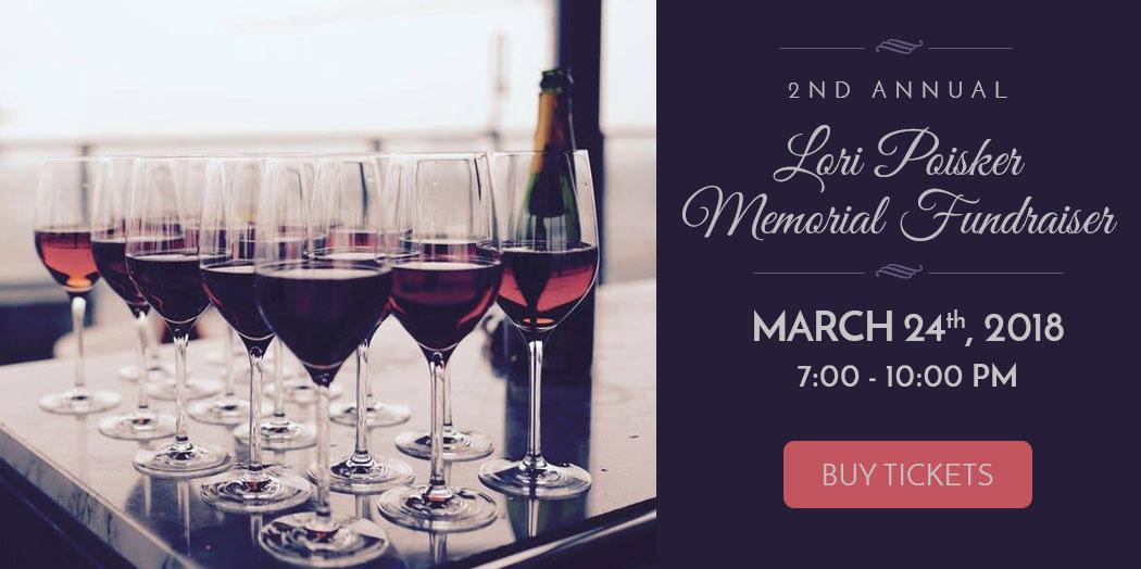 2nd Annual Lori Poisker Fundraiser