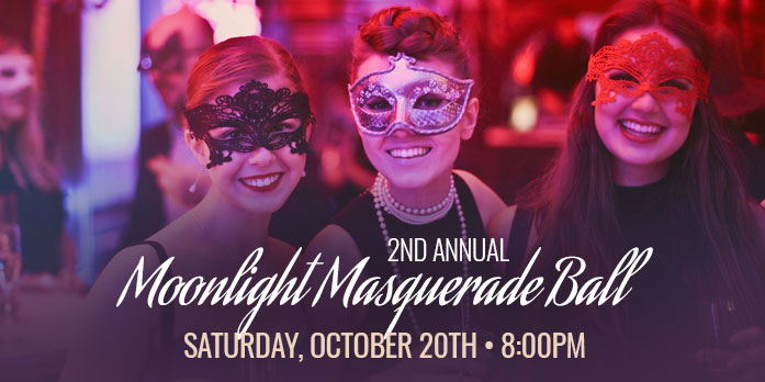 2nd Annual Moonlight Masquerade Ball