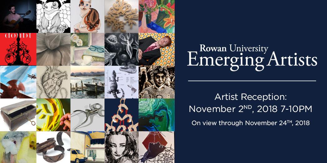 Rowan Emerging Artists