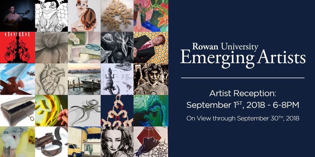 Rowan University Emerging Artists