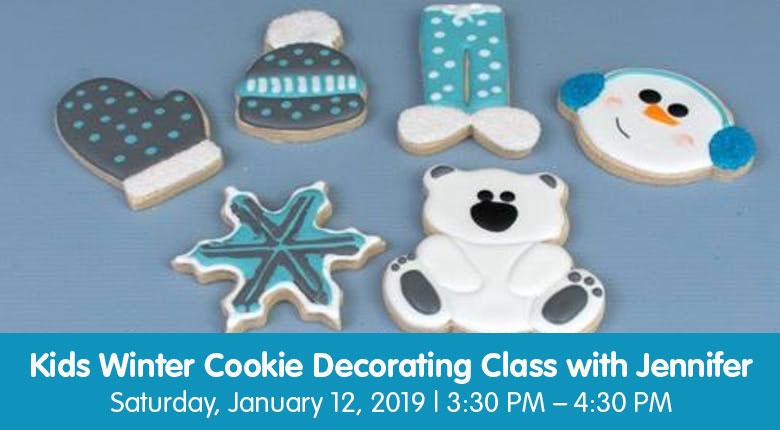 Kids Cookie Workshop